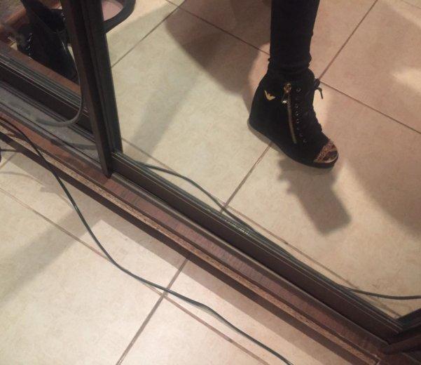 Ботинки. Фото 3. Краснодар.