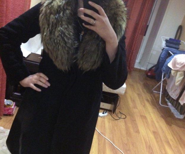 Пальто зимнее 48-50. Фото 1. Новокузнецк.