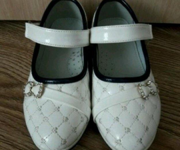 Туфли для девочки. Фото 1. Мысхако.
