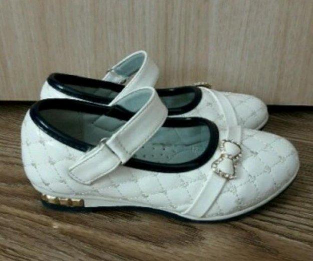 Туфли для девочки. Фото 2. Мысхако.