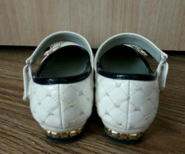 Туфли для девочки. Фото 3. Мысхако.