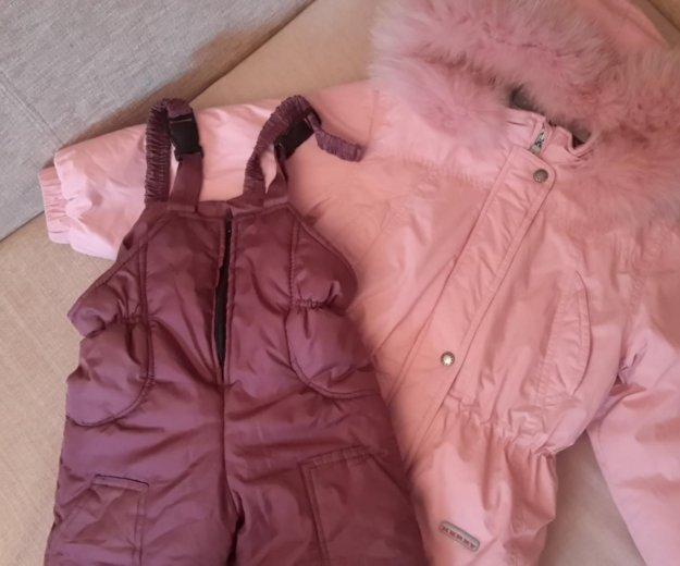 Куртка kerry и полукомбинезон зима. Фото 2.