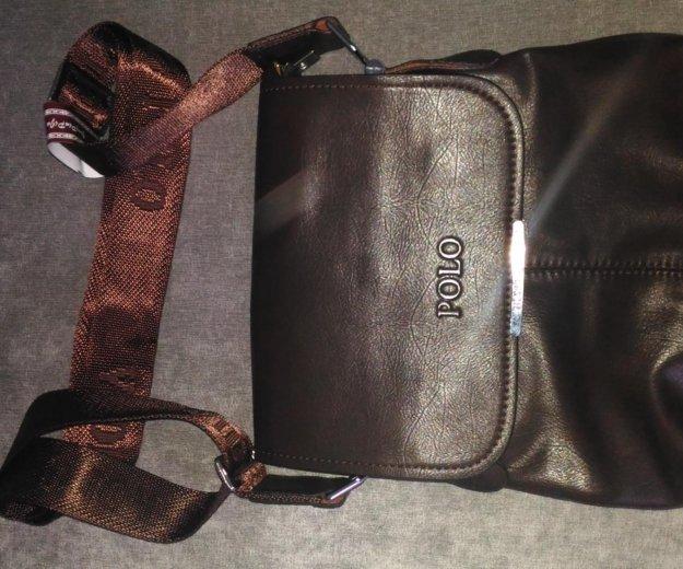 Мужская сумка (новая). Фото 2. Нижнекамск.