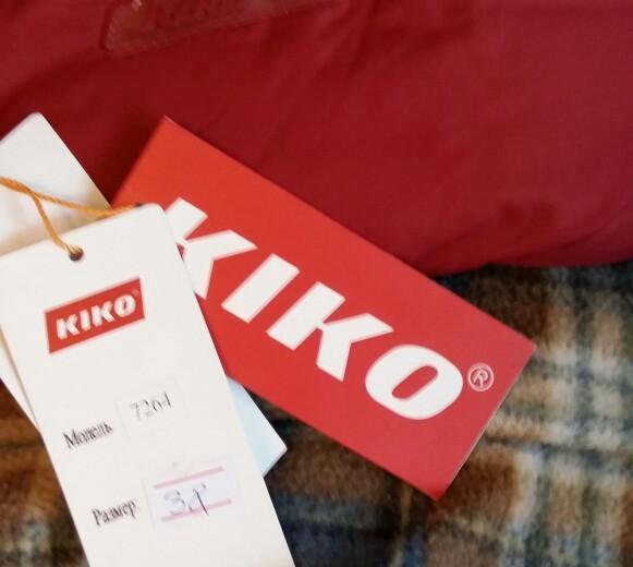Пальто зимнее kiko новое. Фото 3. Щёлково.