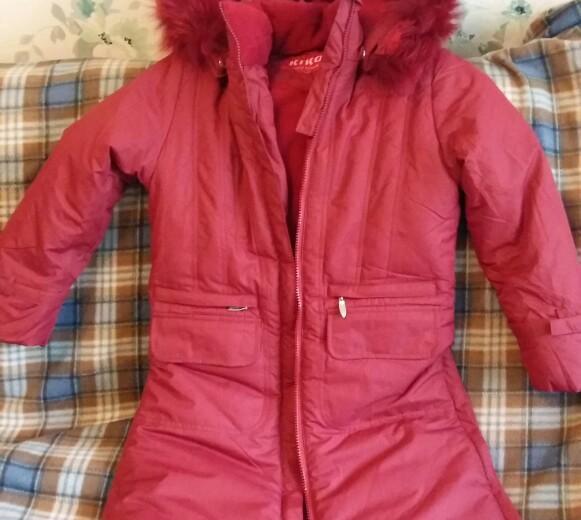 Пальто зимнее kiko новое. Фото 1. Щёлково.