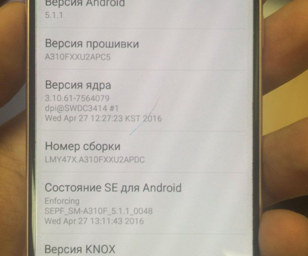 Samsung sm-a310f/ds. Фото 3. Москва.
