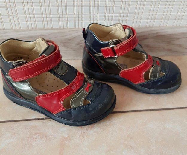 Туфли, босоножки  минимен minimen р24. Фото 1. Красногорск.