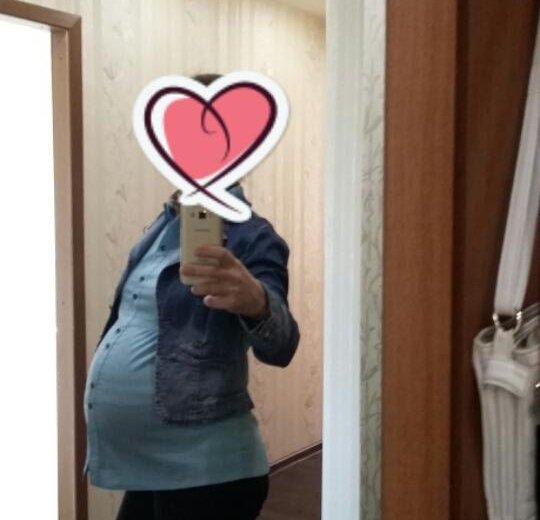 Отличная блузка для беременных. Фото 2. Нижний Новгород.