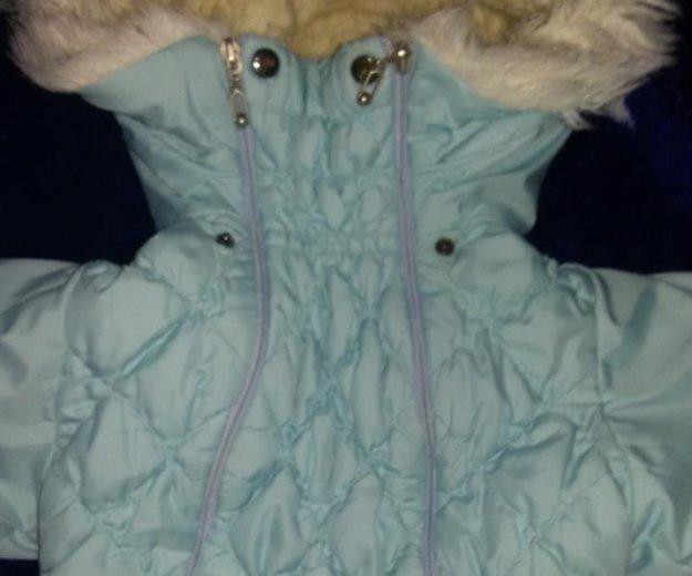 Комбез зима. Фото 1.