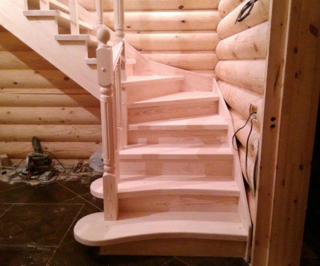 Изготовление лестниц из дерева. Фото 3. Москва.