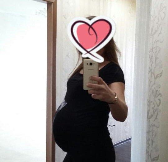 Черные брюки  для беременных. Фото 2. Нижний Новгород.
