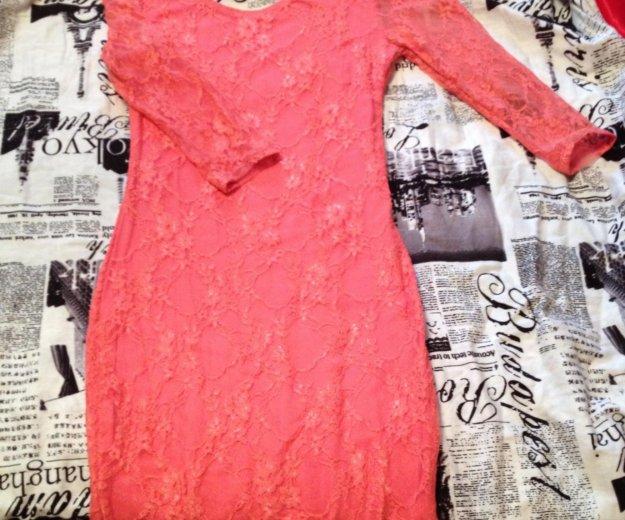 Кружевное платье asos. Фото 1. Челябинск.
