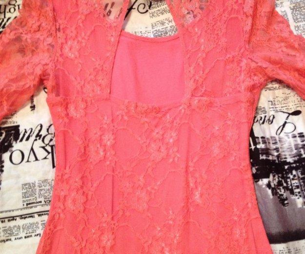 Кружевное платье asos. Фото 3. Челябинск.