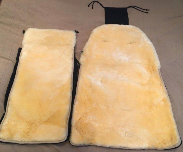 Зимний конверт (овчина) mansita toscana. Фото 1.