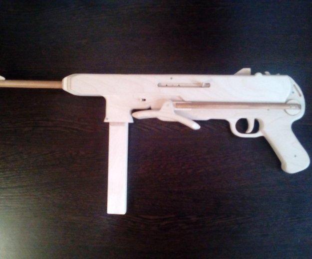 Автомат резинкострел mp-40. Фото 1. Подольск.