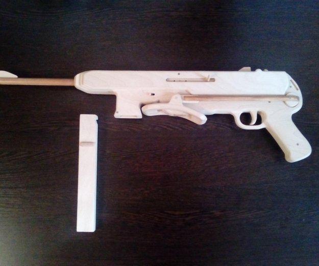 Автомат резинкострел mp-40. Фото 2. Подольск.