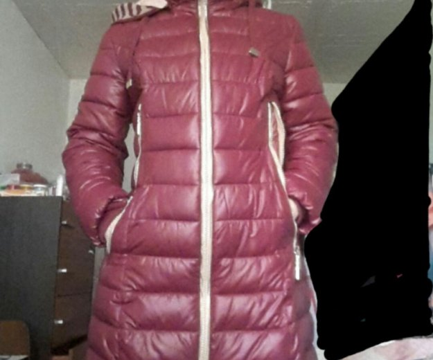 Пальто зимнее. Фото 1. Королев.