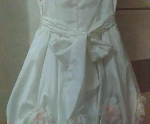 Платье на девочку 5-7лет. Фото 2. Находка.