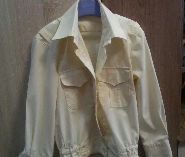 Кадетские рубашки. Фото 1. Новый Уренгой.
