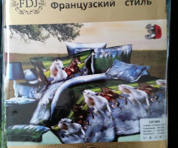 Новый комплект двуспальный. Фото 1. Зеленоград.