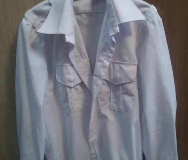 Кадетские рубашки. Фото 2. Новый Уренгой.