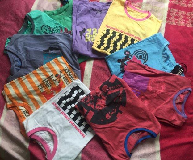 Новые футболки мужские на любой вкус. Фото 1. Санкт-Петербург.