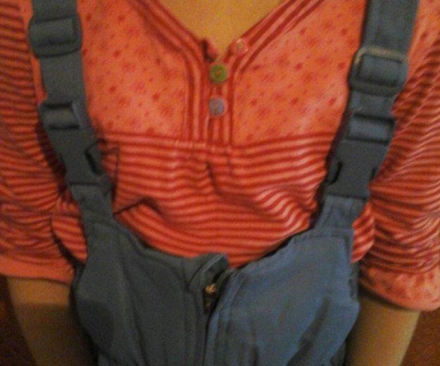 Новые полукомбинизоны и штаны фирма охара. Фото 1.