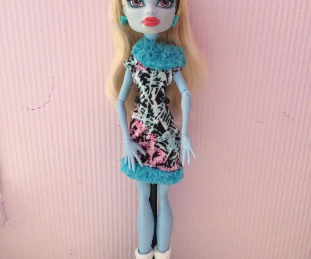 Кукла монстер хай эбби боминейбл. Фото 1. Златоуст.