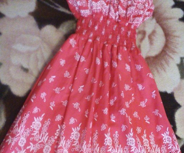 Платье летнее. Фото 2. Иркутск.