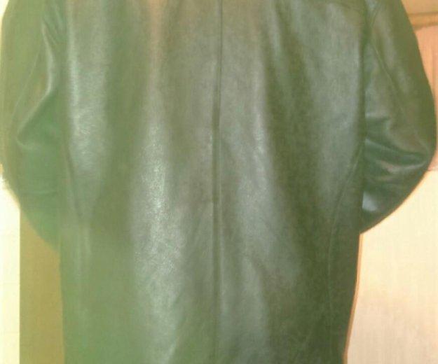 Куртка натуральная кожа 50. Фото 2. Санкт-Петербург.