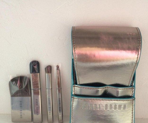 Набор кистей для макияжа bobbi brown. Фото 3. Москва.