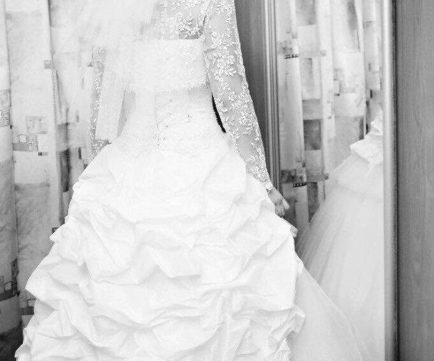 Свадебное платье. Фото 1. Железнодорожный.