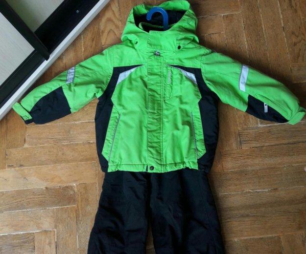 Зимняя куртка и полукомбез icepeak. Фото 1.
