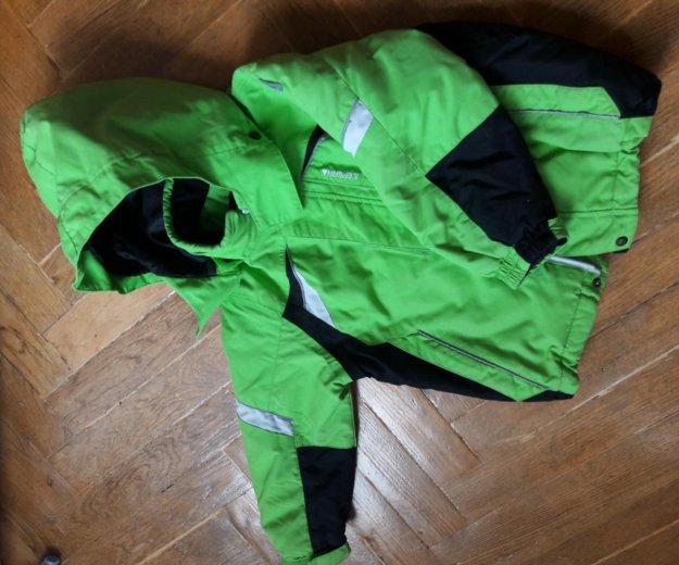 Зимняя куртка и полукомбез icepeak. Фото 3.