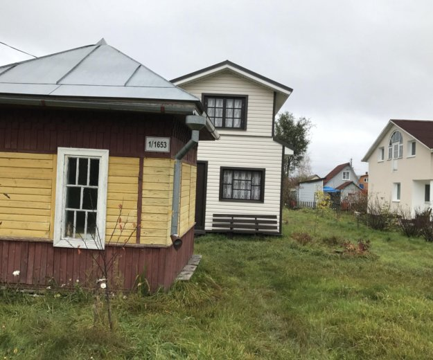 Летний дом 30 кв.м снт разлив. Фото 2.