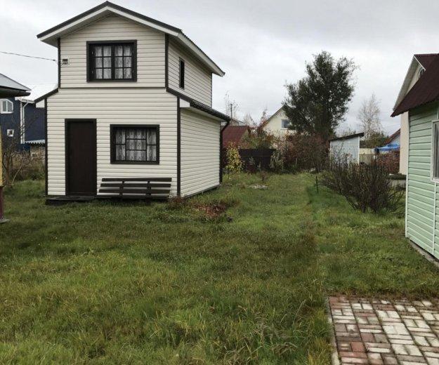 Летний дом 30 кв.м снт разлив. Фото 1.
