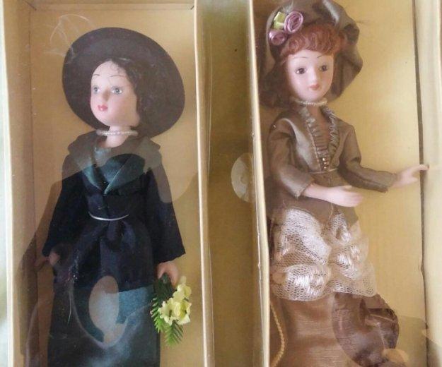 "Куклы "" дамы эпохи"". Фото 3. Санкт-Петербург."
