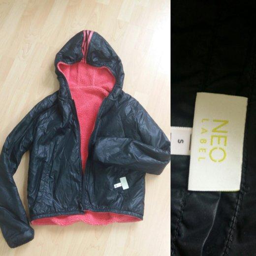Куртка женская. размер s. Фото 1. Зеленоградск.
