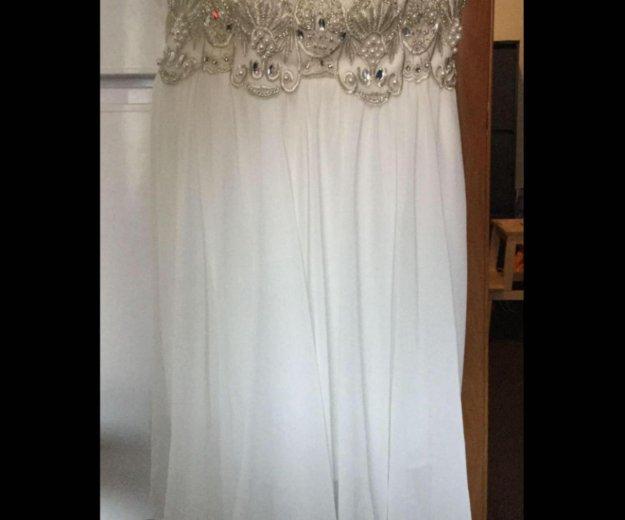 Новое! шикарное платье doridorca. Фото 1. Подольск.