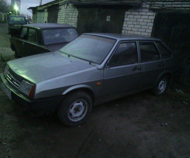 Ваз 21093  1995г.в. Фото 1. Казань.