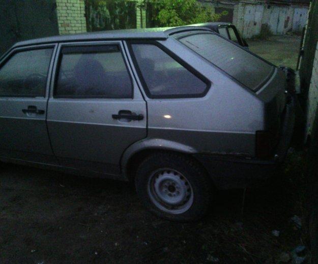 Ваз 21093  1995г.в. Фото 2. Казань.