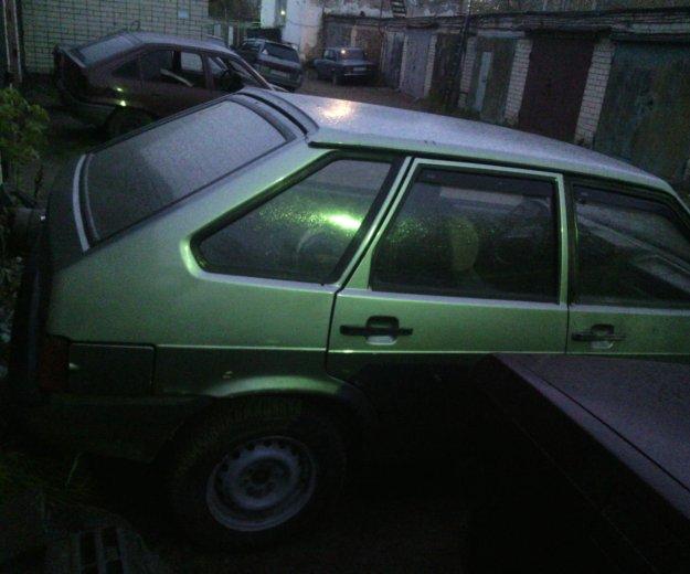 Ваз 21093  1995г.в. Фото 3. Казань.