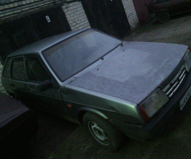Ваз 21093  1995г.в. Фото 4. Казань.