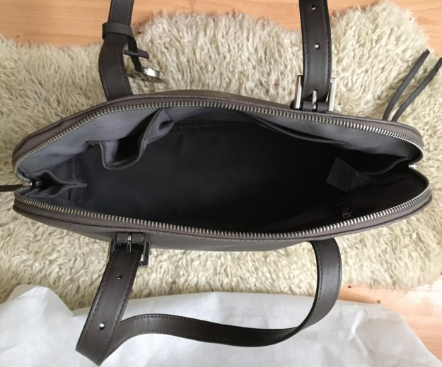 Сумка calvin klein melissa satchel. Фото 3.
