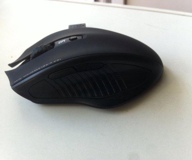 Игровая мышь. Фото 1.