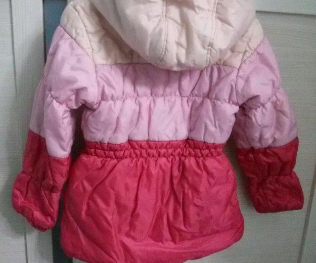 Куртка д/дев 128-134. Фото 3. Железнодорожный.