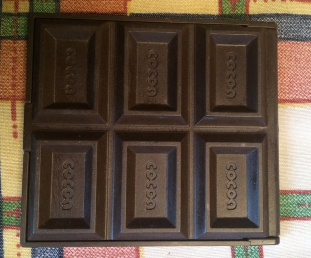 Зеркало шоколадка. Фото 1. Москва.
