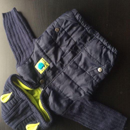 Куртка на мальчика (флис). Фото 1. Новокуйбышевск.