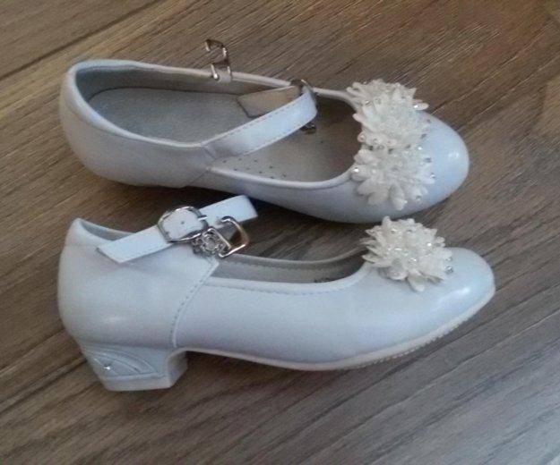 Туфли на девочку. Фото 3. Ногинск.