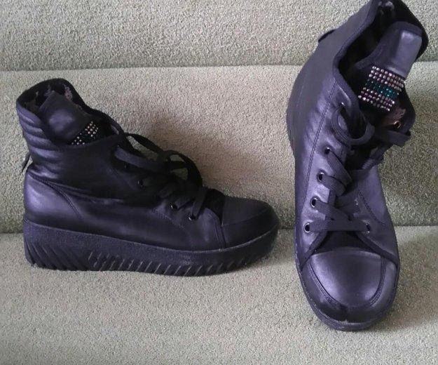 Ботинки в идеальном состоянии. Фото 1. Рязань.